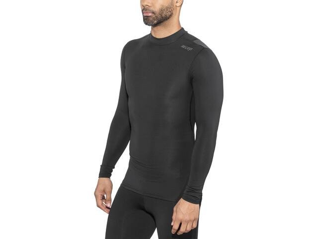 cep Winter Wingtech Camiseta de manga larga Hombre, black